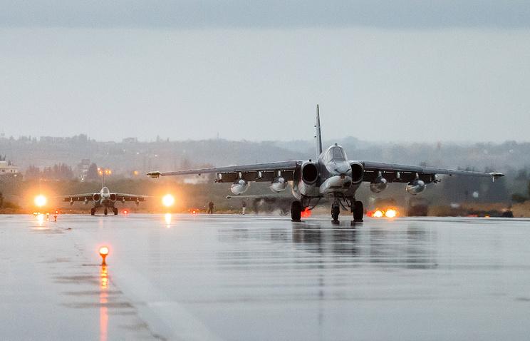 США и Российская Федерация обсудили меры побезопасности полетов вСирии