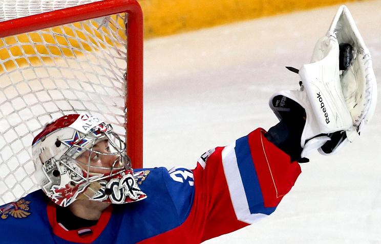 Сборная Российской Федерации победит Чехию ивыиграет 1-й этап Евротура
