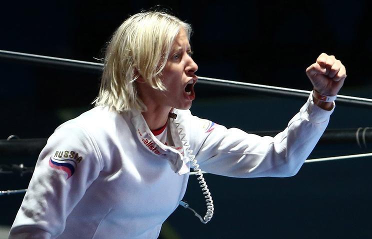 Украинские фехтовальщицы наКубке мира вКитае завоевали «золото»