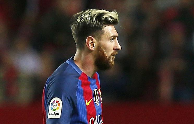 «Барселона» возьмет паузу впереговорах сМесси поновому договору