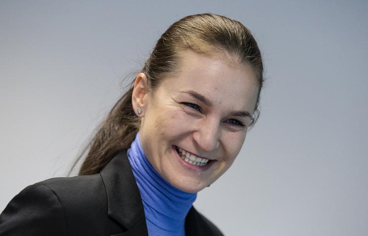 Фехтовальщица Великая стала председателем комиссии спортсменов ОКР