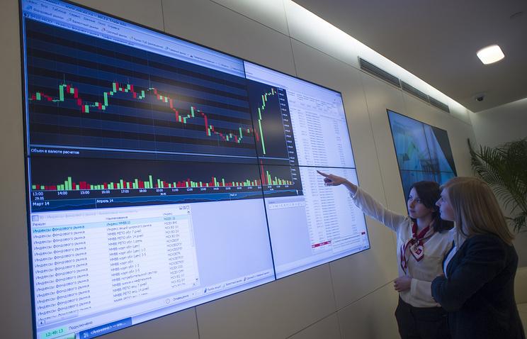 Индекс ММВБ закрыл торги наисторическом максимуме