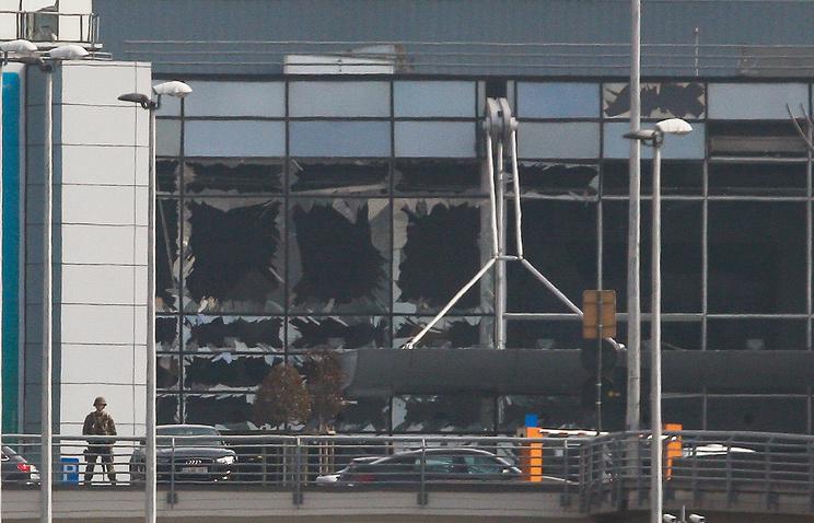 Англичанин сознался в финансовом снабжении терактов встолице франции иБрюсселе— AFP