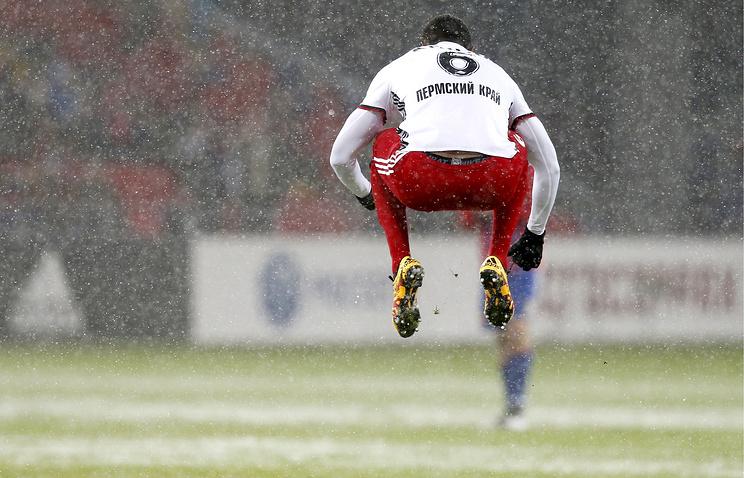 Защитник «Амкара» обвинил игрока «Арсенала» врасистских высказываниях