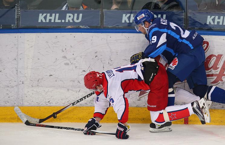 Константин Кольцов официально завершил карьеру хоккеиста