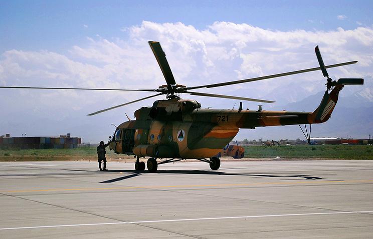 США планируют заменить Ми-17 вАфганистане насвои вертолеты