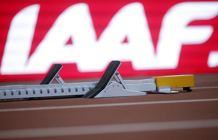 IAAF: весной русские легкоатлеты смогут побороться задопуск на состязания