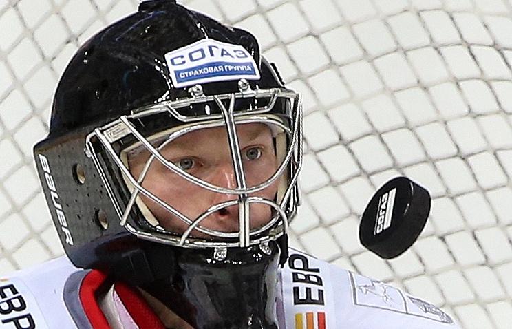 2-кратный чемпион мира похоккею вратарь Бирюков вернулся в«Торпедо»