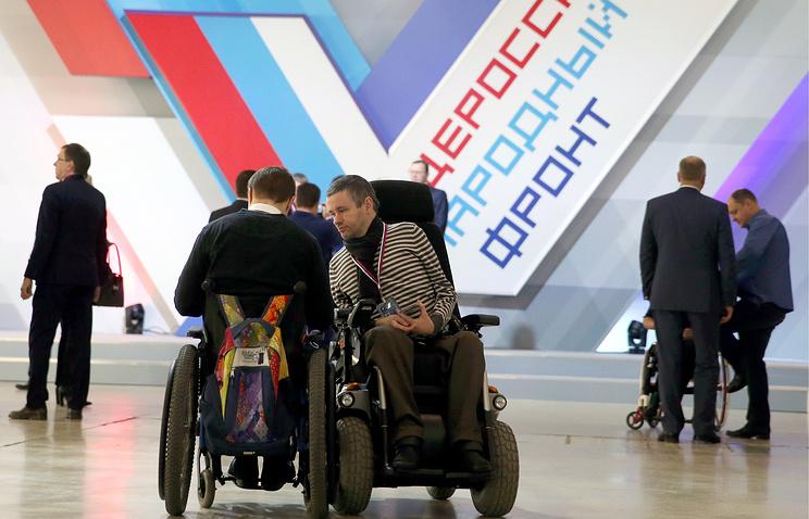 Минтруд намерен отправить наработу до50% инвалидов