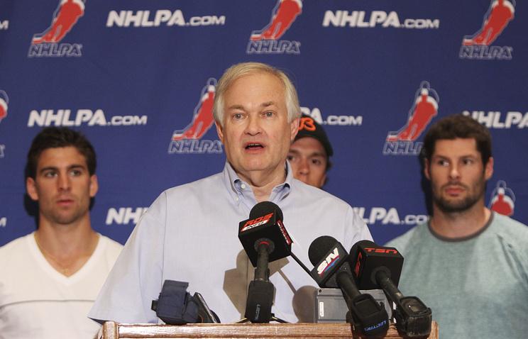 ГлавнаяНовостиХоккейПрофсоюз хоккеистов НХЛ отвергнул предложение обучастии вОИ