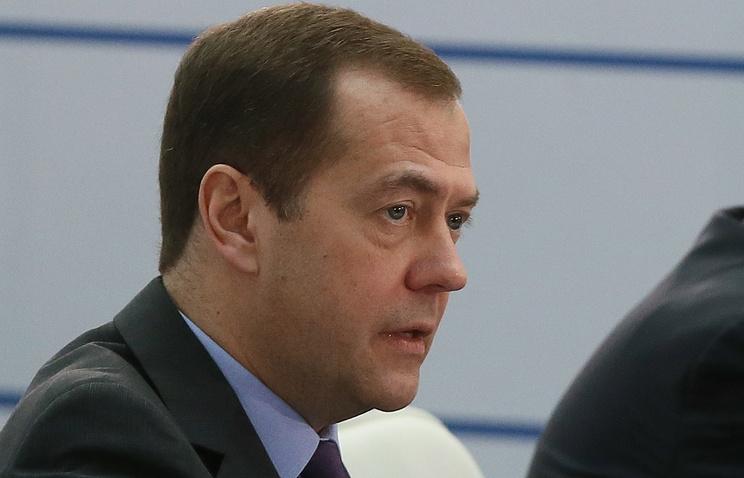 Медведев: руководство будет следить заситуацией вокруг погибели детей вХМАО