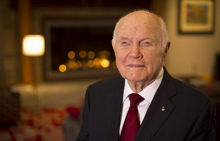 ВСША ушел изжизни 1-ый американский астронавт Джон Гленн
