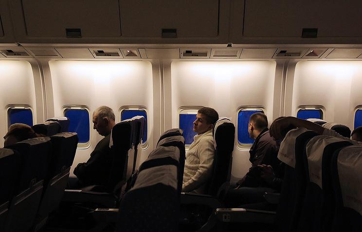 Русские авиакомпании кконцу осени перевезли 6,5 млн пассажиров