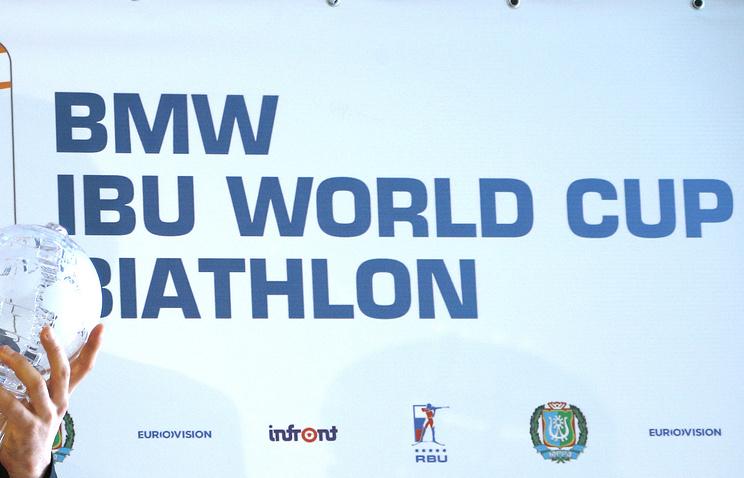 Международный союз биатлонистов создаст рабочую группу подокладу Макларена
