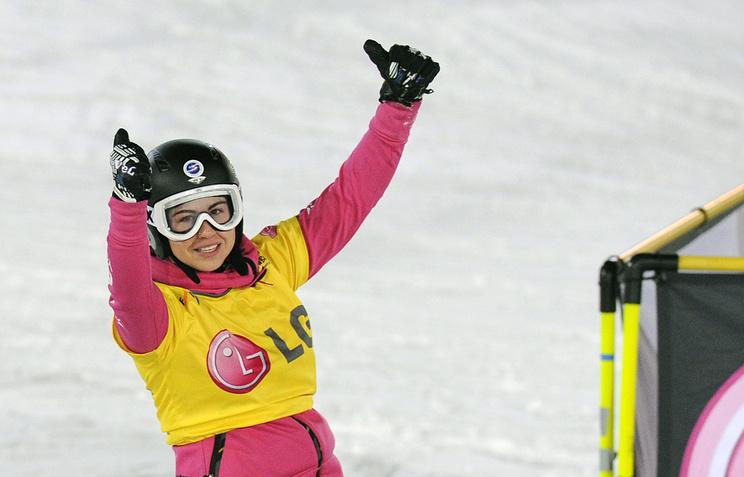 Салихова одолела наэтапе Кубка Европы посноуборду впараллельном гигантском слаломе