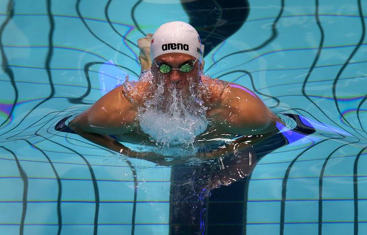 Русские пловцы взяли «золото» вэстафете наЧМ