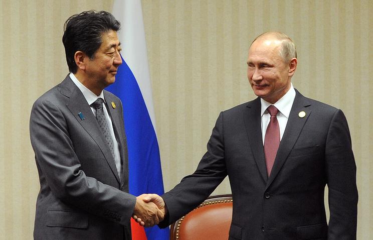Япония подтвердила возможность размещения военных баз США наКурилах