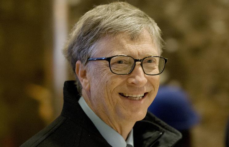 Гейтс поведал Трампу обинновациях всфере производства экологически чистой энергии