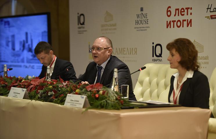 «Галс-Девелопмент» ждет 6 млрд руб прибыли поМСФО в2016г