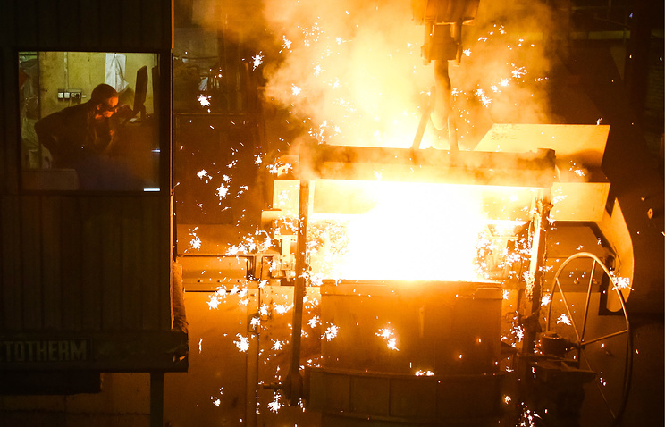 Рабочий Ашинского завода умер при взрыве плавильной печи
