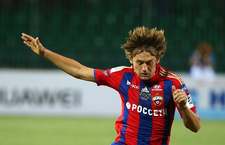 Панченко может быть выкуплен «Динамо» уЦСК уже зимой
