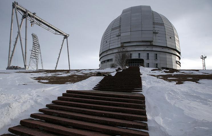 ВРАН поведали о воздействии климатических изменений нанаблюдения астрономов