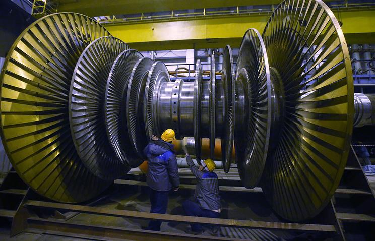 Загрузку топлива на 1-ый энергоблок Ленинградской АЭС-2 начнут вмае-июне
