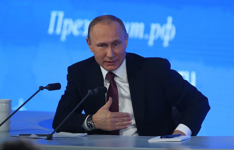 Кадыров призвал В. Путина участвовать впрезидентских выборах 2018 года