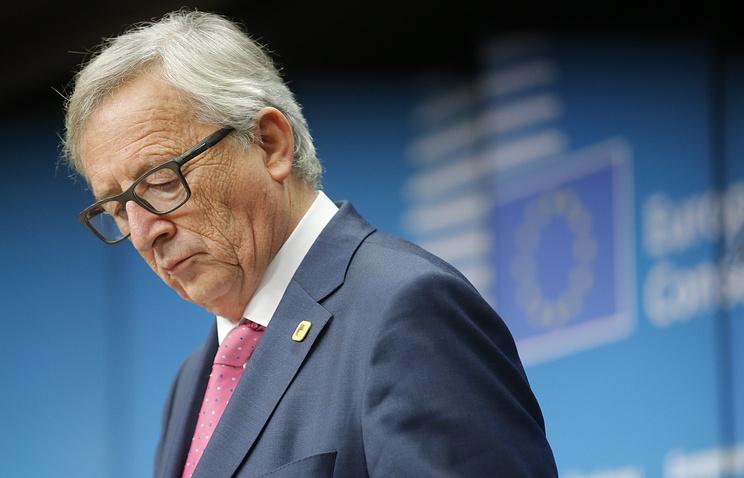 Юнкер: берлинский теракт недолжен закрыть беженцам доступ вЕС