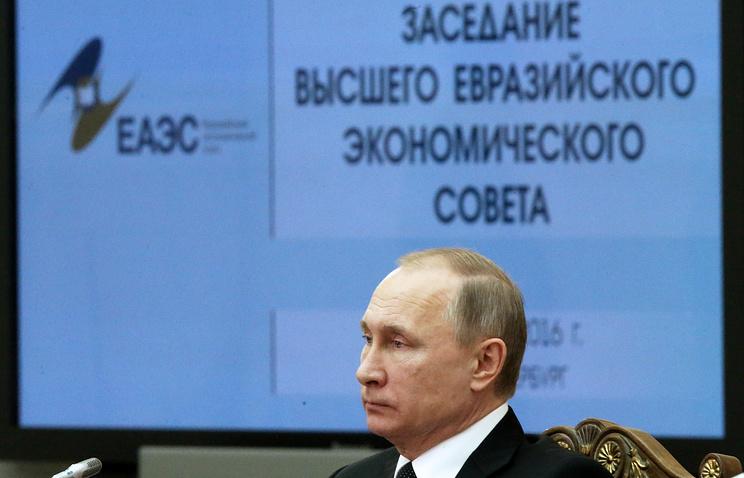 Вмире нестановится менее пламенных точек— Путин