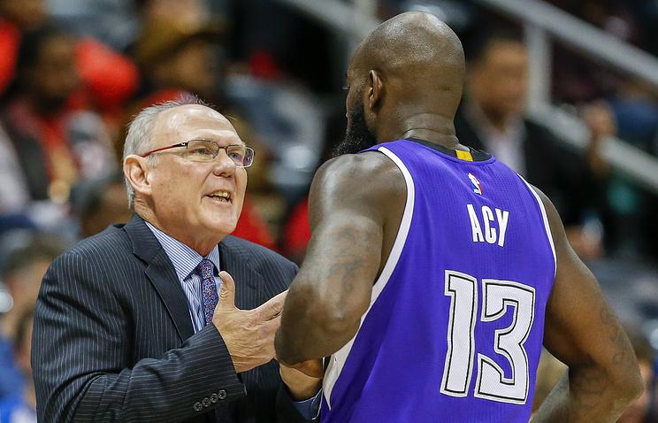 Джордж Карл: явно , что некоторые игроки НБА употребляют допинг