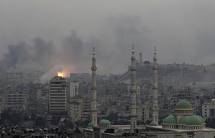 Предложения Парижа иЛондона поСирии неприемлемы— МИДРФ