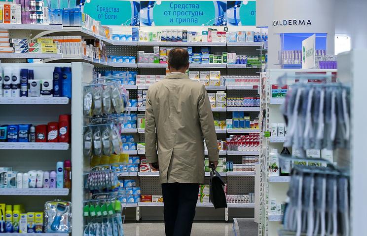 РФ к 2018г обеспечит себя жизненно существенными лекарствами на90%