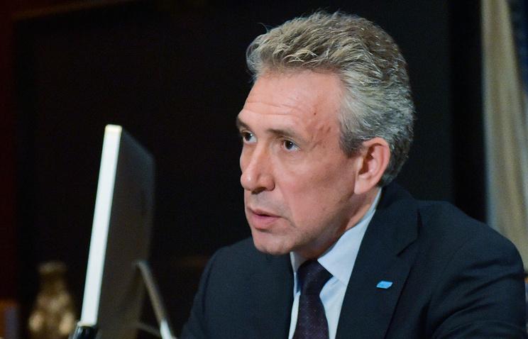 Руководитель ВЭБа выразил надежду насмягчение антироссийских санкций в 2017г.
