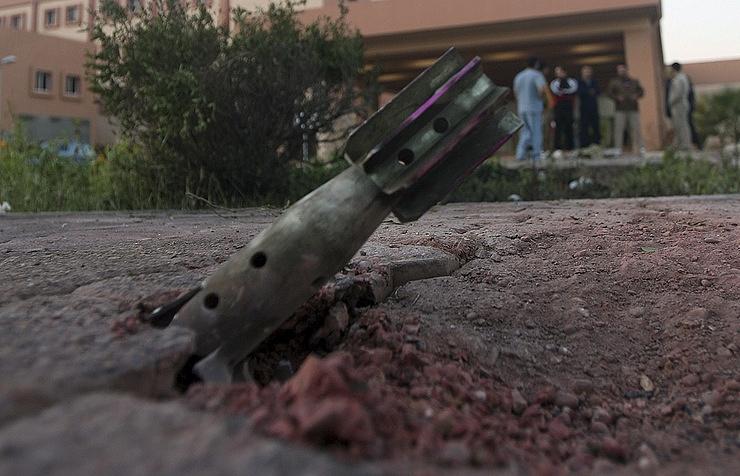 МИДРФ: Впосольство Российской Федерации вДамаске угодила бомба