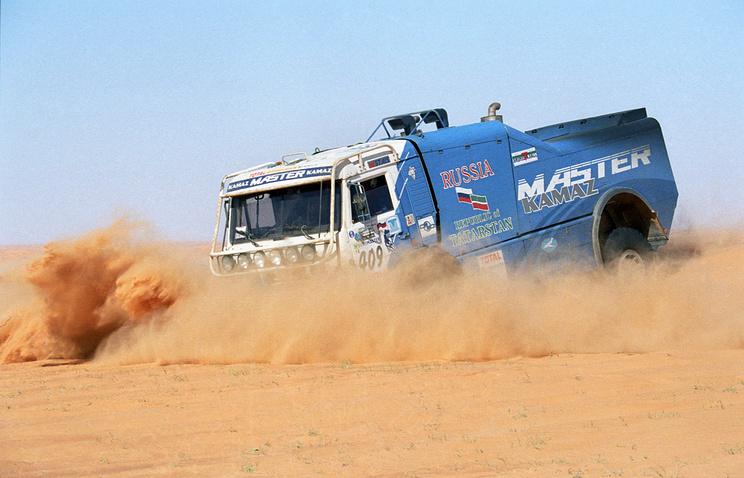 Бюджет гоночной команды «КамАЗ» в этом 2017г вырастет до $10 млн