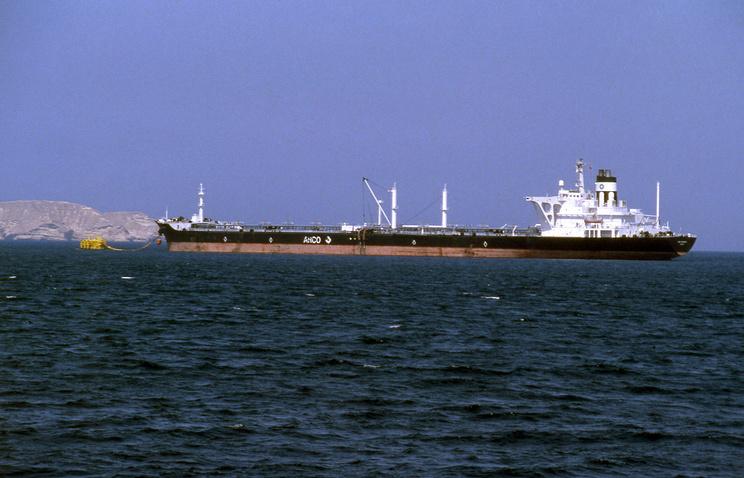 Иран реализовал часть нефти, хранившейся втанкерах