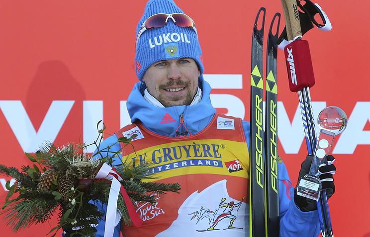 Наконец-то «Тур деСки» одержал победу здоровый спортсмен— Польская лыжница Ковальчик