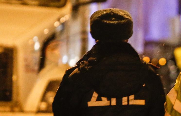 ВОмске нетрезвый полицейский устроил ДТП, вкотором пострадали двое детей