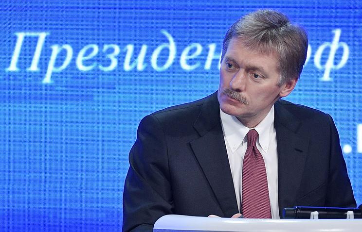 Песков: Москва готова вести разговор сВашингтоном даже вусловиях санкций