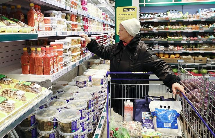 Жители России заменили врационе мясо имолоко наовощи итыквы