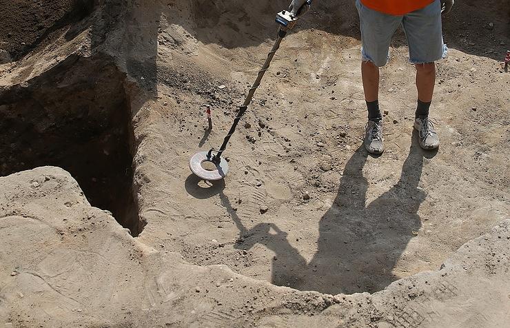Археологи обнаружили древнее городище вгрузинском регионе Кахети
