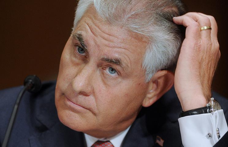 Кандидат напост госсекретаря США имеет пакет акций Yandex— NBC