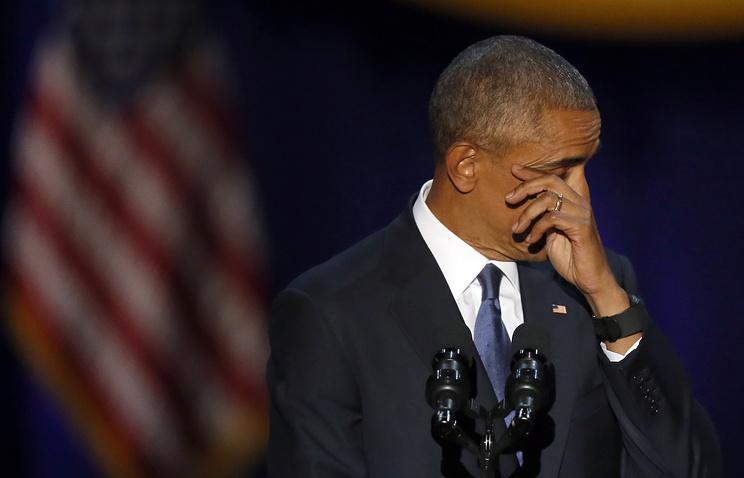 Президент США Барак Обам
