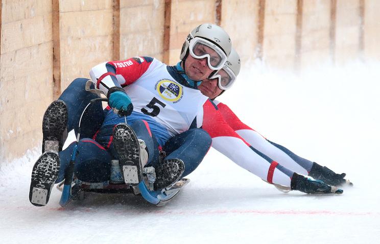 Поршнев иЛазарев победили наэтапе Кубка мира понатурбану в столицеРФ