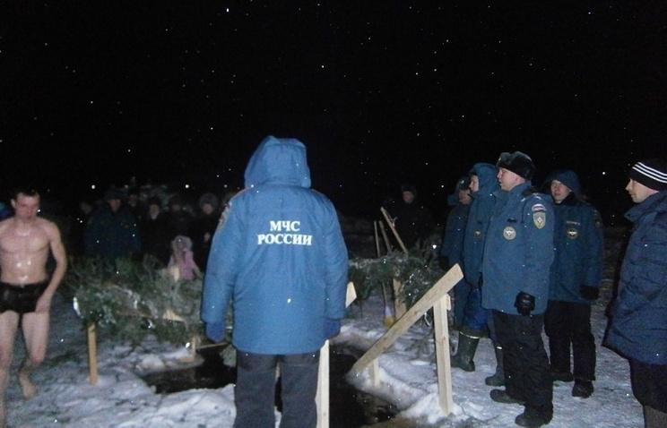 МЧС выявило две опасные купели вЕкатеринбурге