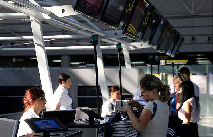 Аэропорт Сочи втечении следующего года впервый раз обслужил неменее 5 млн пассажиров