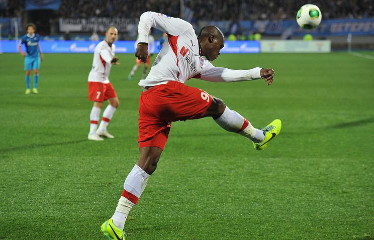 Прежний защитник «Мордовии» Фибель официально стал игроком «Анжи»