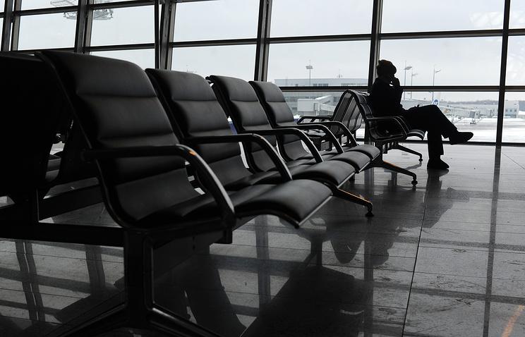 Пассажиропоток столичных аэропортов снизился практически на2%