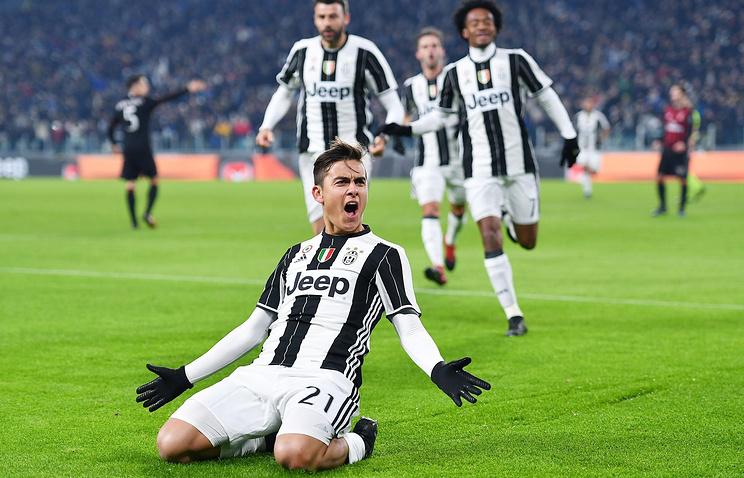 «Ювентус» победил «Милан» ивышел вполуфинал Кубка Италии